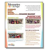 CMarie Brochure