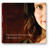 Nanette Perrotte CD Cover